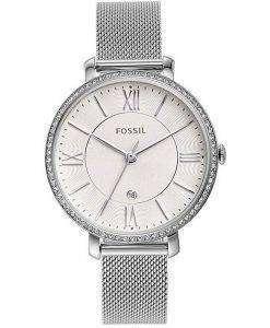 화석 ES4627 다이아몬드 악센트 쿼츠 여성용 시계
