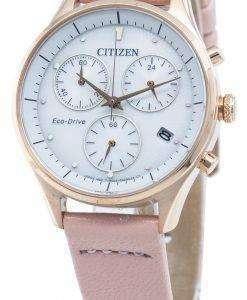 Citizen Chandler FB1443-08A 크로노 그래프 에코 드라이브 여성용 시계