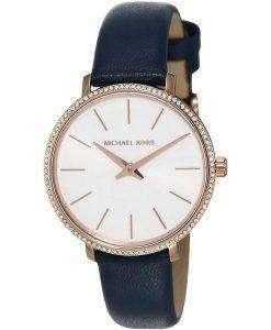 Michael Kors Pyper MK2804 다이아몬드 악센트 쿼츠 여성용 시계