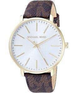 Michael Kors Pyper MK2857 다이아몬드 악센트 쿼츠 여성용 시계