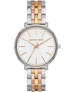 Michael Kors Pyper MK3901 다이아몬드 악센트 쿼츠 여성용 시계