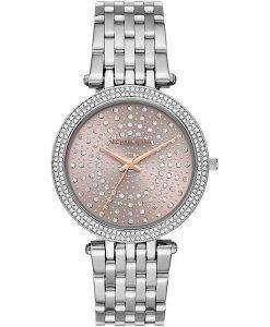 Michael Kors Darci MK4407 다이아몬드 악센트 쿼츠 여성용 시계
