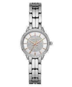 Michael Kors Allie MK4411 다이아몬드 악센트 쿼츠 여성용 시계