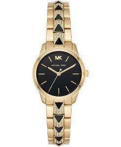마이클 코스 활주로 MK6672 쿼츠 여성용 시계