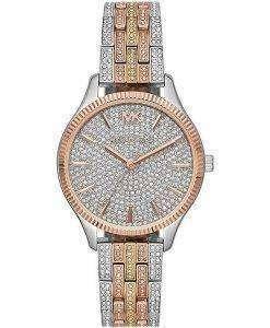 Michael Kors Lexington MK6681 다이아몬드 악센트 쿼츠 여성용 시계