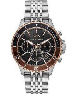 Michael Kors Bayville MK8725 크로노 그래프 쿼츠 남성용 시계