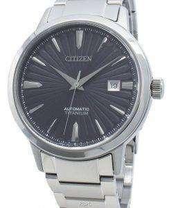 씨티즌 오토매틱 NJ2180-89H 티타늄 남성용 시계