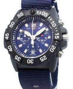 루미 녹스 Navy Seal XS.3583.ND 크로노 그래프 쿼츠 200M 남성용 시계