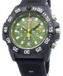 루미 녹스 Navy Seal XS.3597 크로노 그래프 쿼츠 200M 남성용 시계