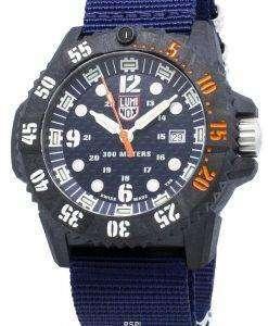 루미 녹스 Master Carbon Seal XS.3803.C 쿼츠 300M 남성용 시계