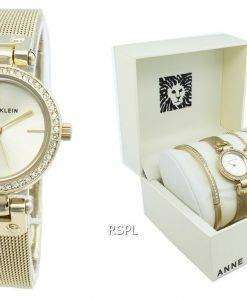Montre Femme Anne Klein à diamants de 3424 Go