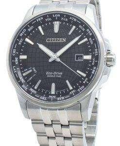 씨티즌 에코 드라이브 BX1001-89E 월드 타임 남성용 시계