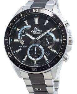 카시오 Edifice EFR-552SBK-1AV EFR552SBK-1AV 크로노 그래프 남성용 시계