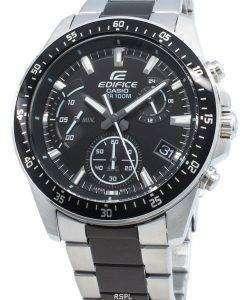 카시오 Edifice EFV-540SBK-1AV EFV540SBK-1AV 크로노 그래프 쿼츠 남성용 시계