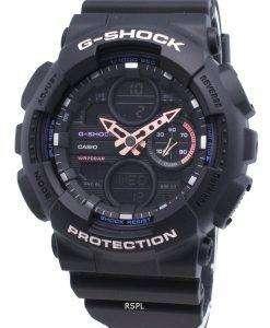 카시오 G-Shock GMA-S140-1A GMAS140-1A 세계 시간 쿼츠 200M 여성용 시계