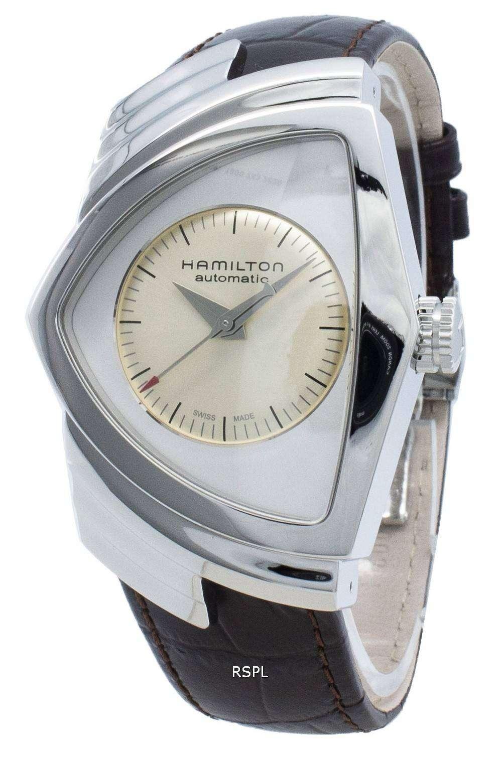 해밀턴 Ventura H24515521 오토매틱 여성용 시계