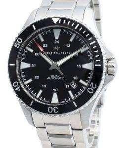해밀턴 Khaki Navy H82335131 오토매틱 남성용 시계