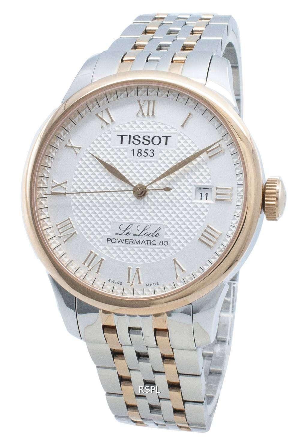 티쏘 T-Classic T006.407.22.033.00 T0064072203300 Power Reserve 자동 남성용 시계