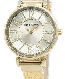 Anne Klein 2156CHGD 쿼츠 여성용 시계