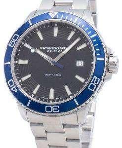 Raymond Weil Geneve Tango 8260-ST3-20001 쿼츠 300M 남성용 시계
