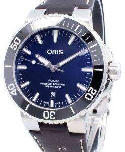 Oris Aquis Date 01 733 7730 4135-07 5 24 10EB 01-733-7730-4135-07-5-24-10EB Automatic 300M Herreur