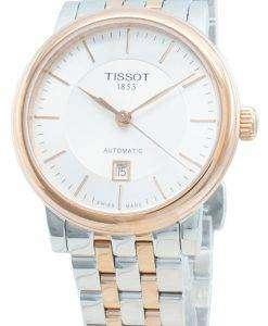 Tissot T-Classic Carson Premium T122.207.22.031.01 T1222072203101 Automatic Women&#39,s Watch