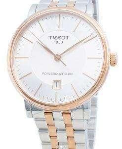 Tissot T-Classic Carson Premium Powermatic 80 T122.407.22.031.01 T1222072203101 Automatisk herreur