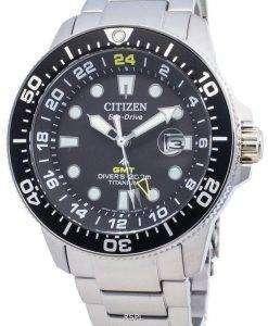 Citizen 시티즌 시계 에코 드라이브 PROMASTER Marine BJ7110-89E 200M 남성용 시계