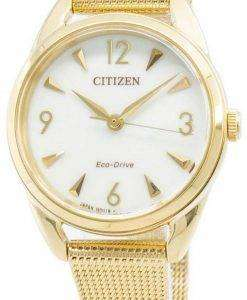 씨티즌 에코 드라이브 EM0687-89P 여성용 시계