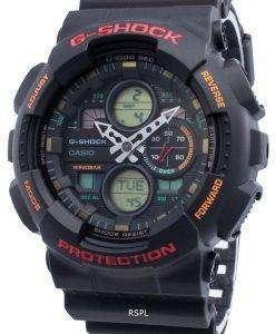 카시오 G-Shock GA-140-1A4 충격 저항 쿼츠 200M 남성용 시계