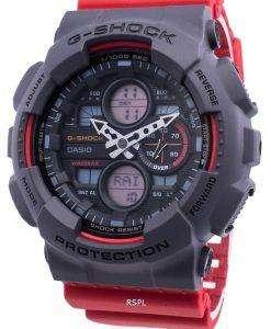 Casio G-Shock GA-140-4A 내충격 쿼츠 200M 남성용 시계