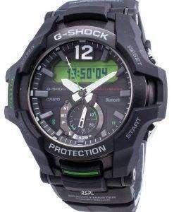 카시오 G-Shock Bluetooth GRAVITYMASTER GR-B100-1A3 Neobrite Solar 200M 남성용 시계