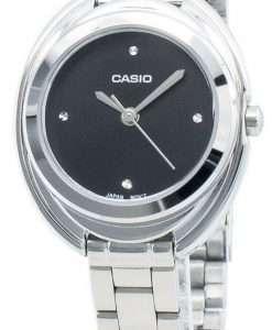 카시오 Enticer LTP-E166D-1C 쿼츠 여성용 시계