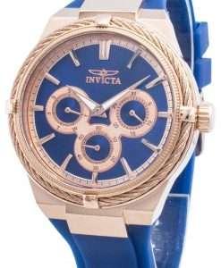 인빅타 볼트 28912 크로노 그래프 쿼츠 여성용 시계
