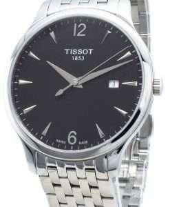 티쏘 T-Classic Tradition T063.610.11.057.00 T0636101105700 쿼츠 남성용 시계