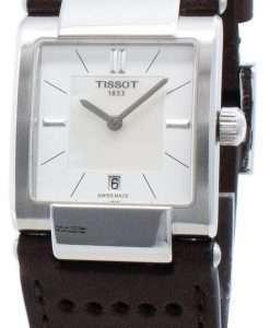 티쏘 T090.310.16.111.00 T0903101611100 쿼츠 여성용 시계