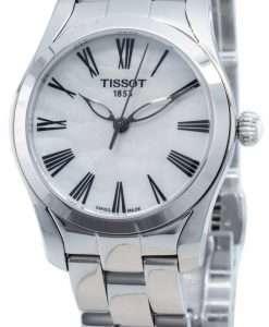 티쏘 T- 웨이브 T- 레이디 T112.210.11.113.00 T1122101111300 쿼츠 여성용 시계