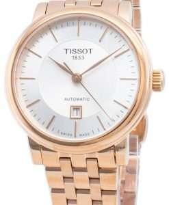 티쏘 오토매틱 Carson Premium T122.207.33.031.00 T1222073303100 여성용 시계