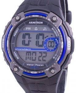 Armitron Sport 408189BLU 쿼츠 남성용 시계
