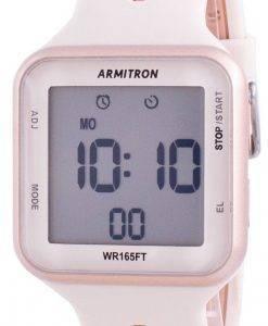 Armitron Sport 408417PBH 쿼츠 남녀 공통 시계
