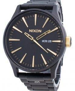 Nixon Sentry SS A356-1041-00 쿼츠 남성용 시계