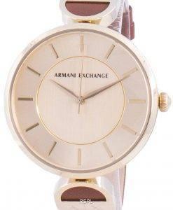 아르마니 익스체인지 브룩 AX5324 쿼츠 여성용 시계