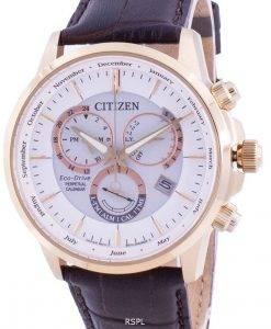 씨티즌 에코 드라이브 BL8153-11A 퍼페 추얼 캘린더 남성용 시계
