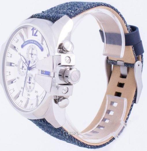 디젤 메가 치프 DZ4511 쿼츠 크로노 그래프 남성용 시계