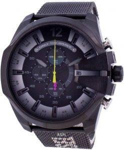 디젤 메가 치프 DZ4514 쿼츠 크로노 그래프 남성용 시계