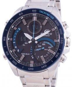 카시오 Edifice ECB-900DB-1B 타키 미터 쿼츠 남성용 시계