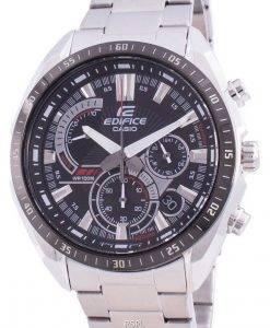 카시오 Edifice EFR-570DB-1AV 쿼츠 크로노 그래프 남성용 시계