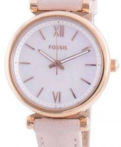 Fossil Carlie Mini ES4699 쿼츠 여성용 시계
