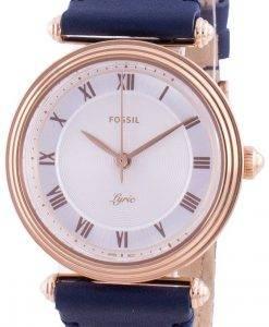 Fossil Lyric ES4708 쿼츠 여성용 시계