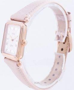 화석 가사 ES4718 쿼츠 여성용 시계